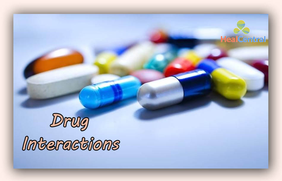 Tương tác của thuốc Aleucin