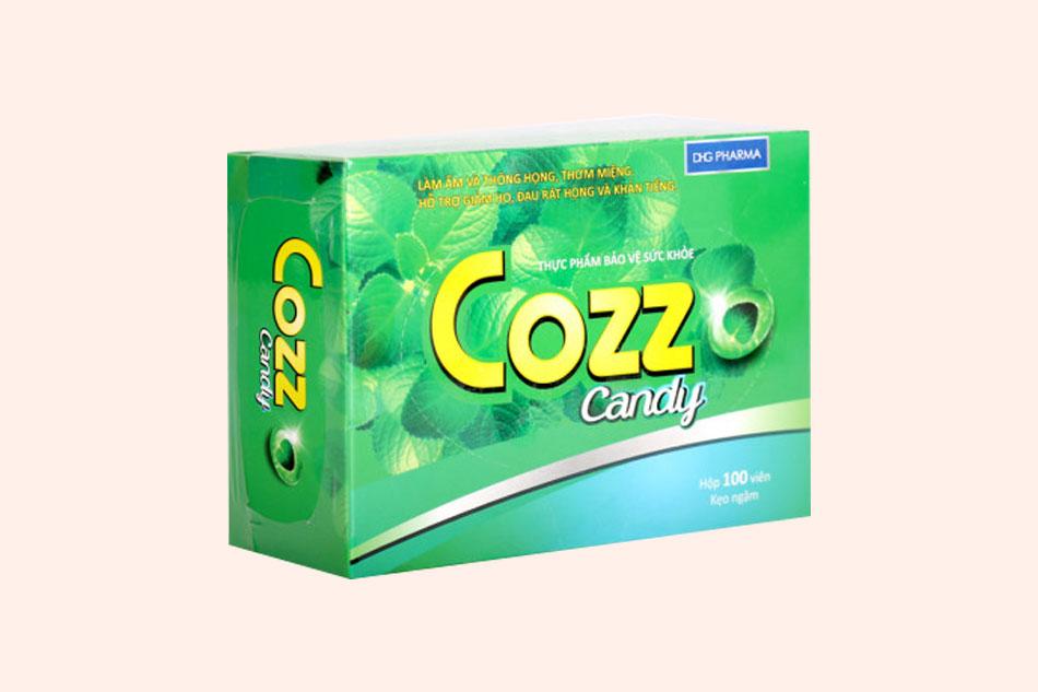 Hình ảnh hộp kẹo nhậm Cozz Candy