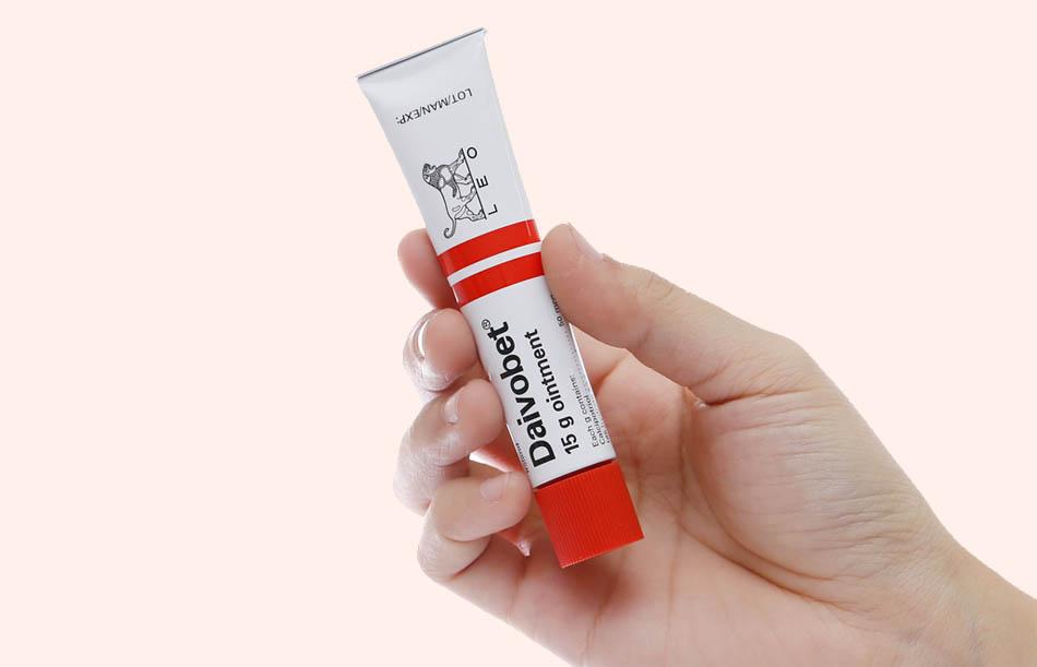 Tác dụng phụ của thuốc Daivobet