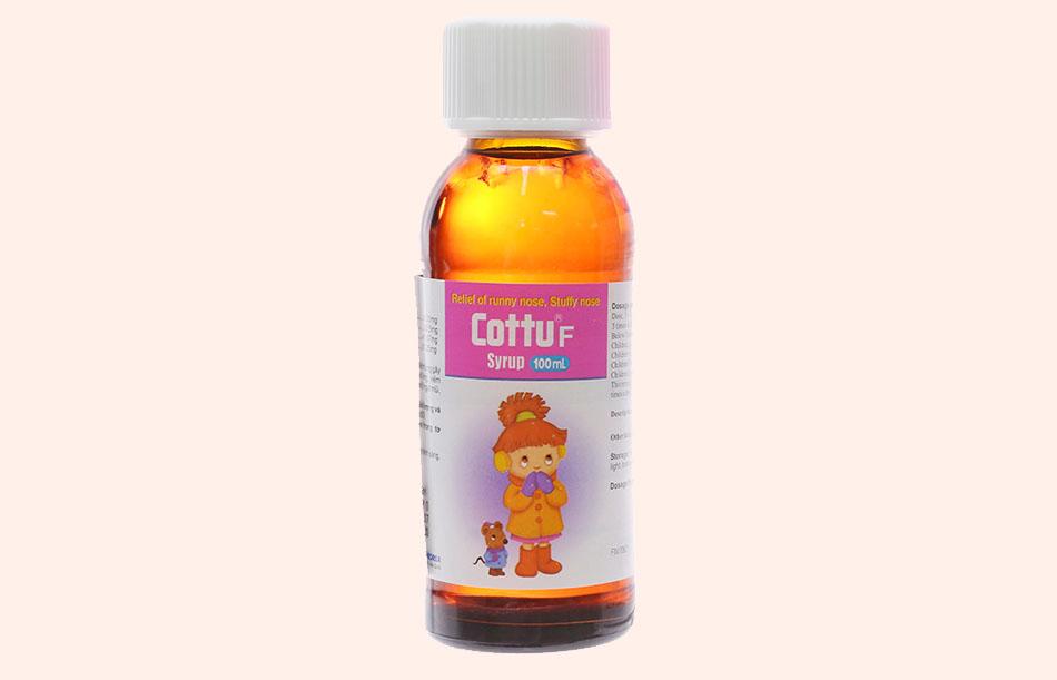 Chai Cottu F syrup