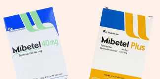 Thuốc Mibetel
