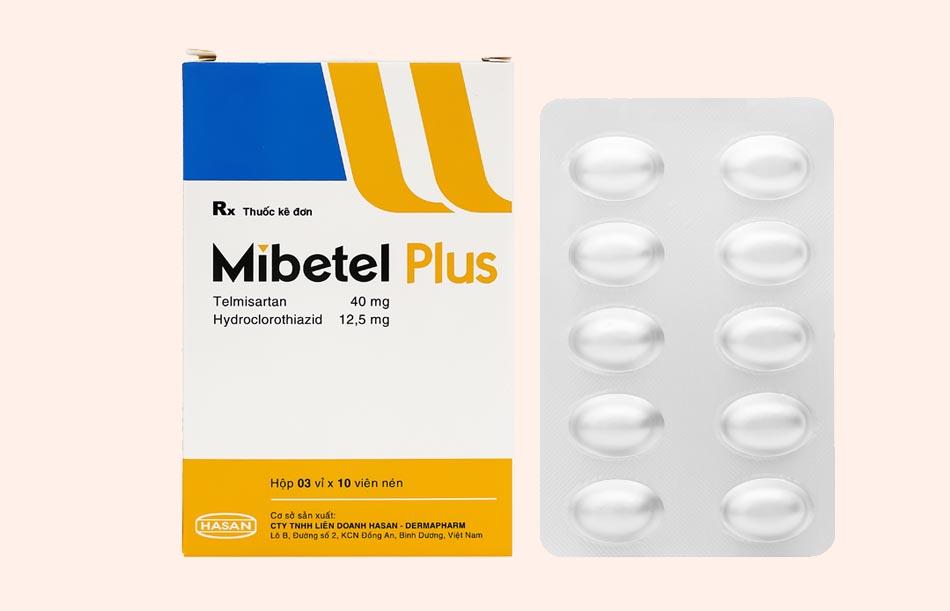Thuốc Mibetel plus
