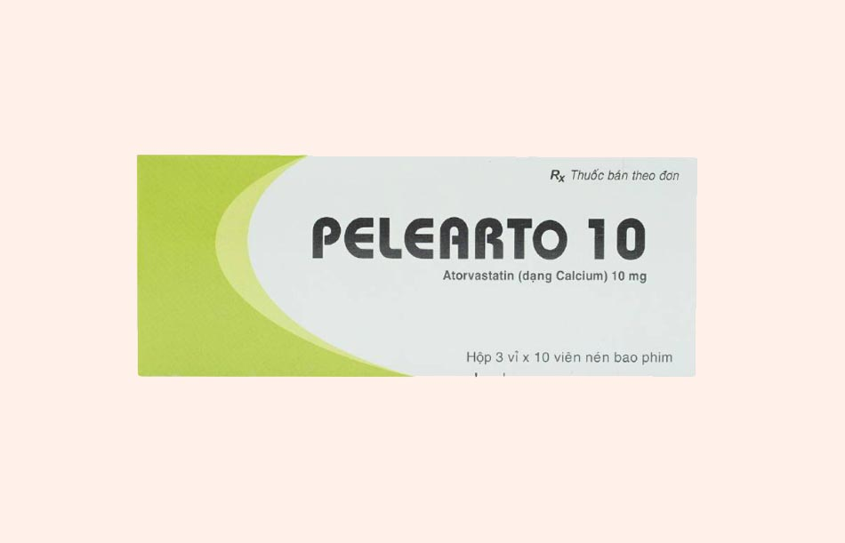 Thuốc Pelearto 10