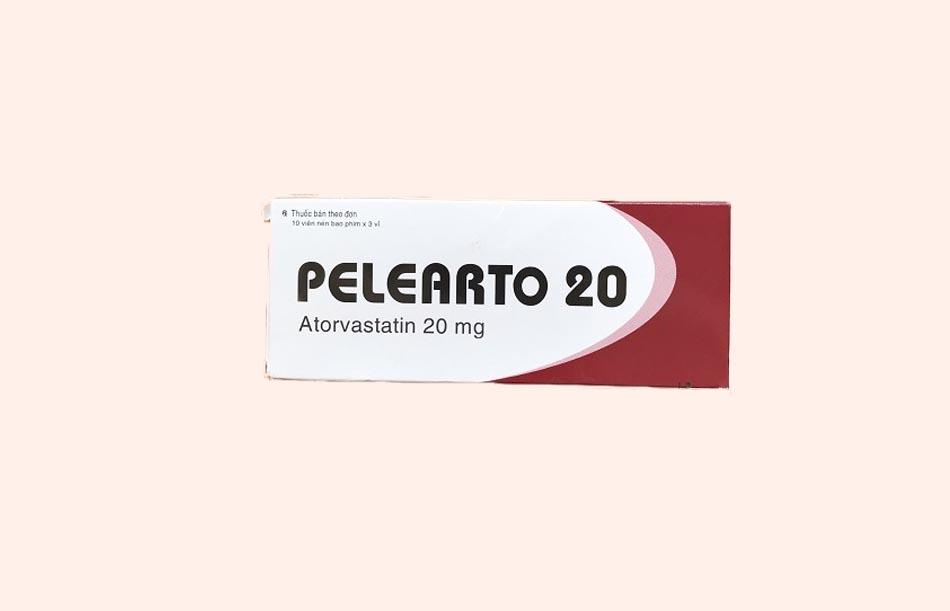 Thuốc Pelearto 20