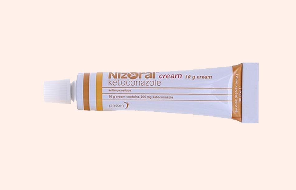 Tuýp thuốc Nizoral cream