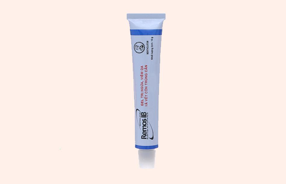 Tuýp thuốc Remos IB