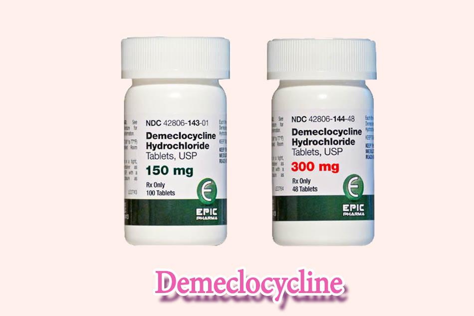 Minh họa: Thuốc Demeclocycline