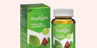 Viên uống Bepharin