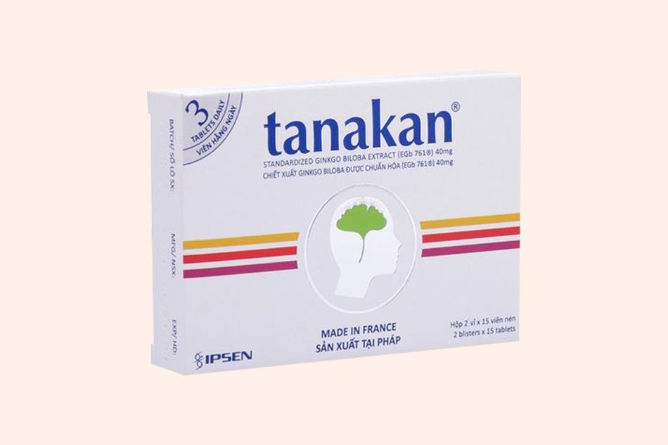 Thuốc bổ não Tanaka không được khuyến cáo dùng cho phụ nữ đang trong thai kỳ hay phụ nữ đang trong thời kỳ cho con bú.