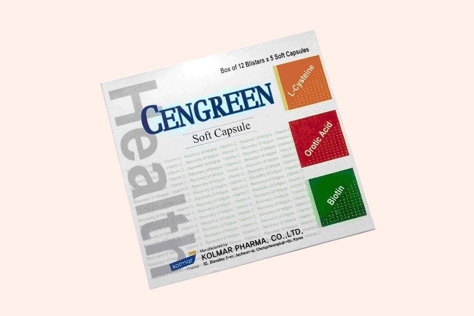 Hình ảnh hộp Cengreen