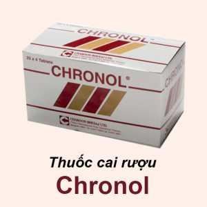 Thuốc cai rượu Chronol