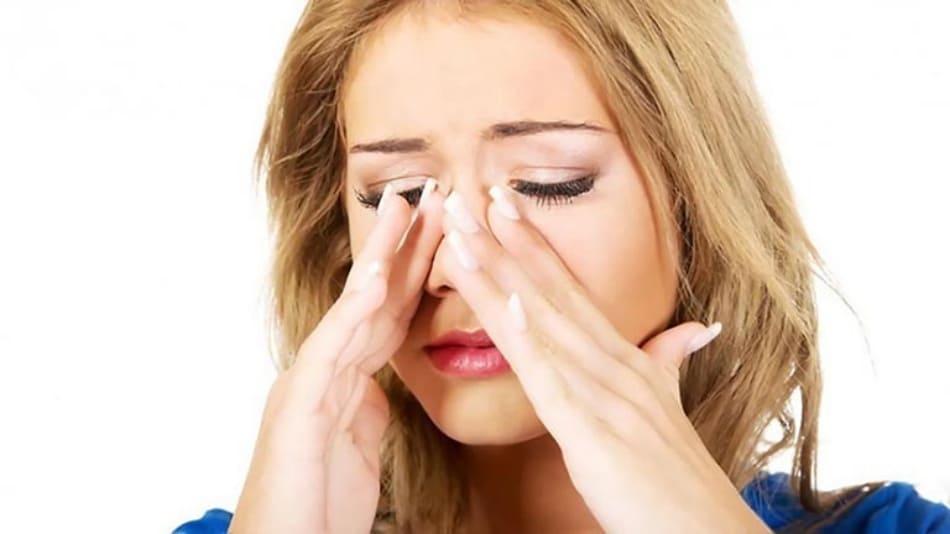Hình minh họa bệnh lý mũi xoang