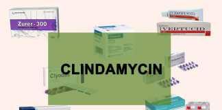 Thuốc Clindamycin