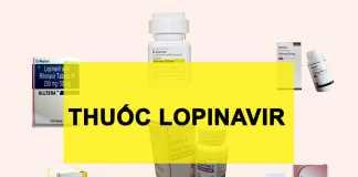 Thuốc Lopinavir