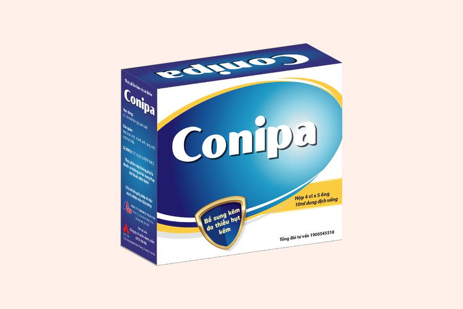 Hộp sản phẩm Conipa