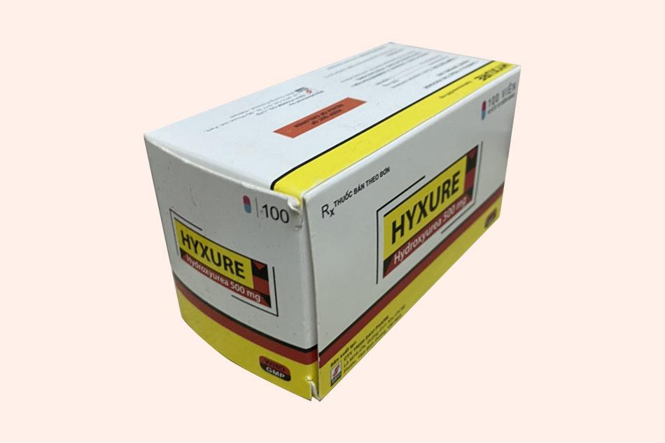 Hình ảnh hộp thuốc Hyxure