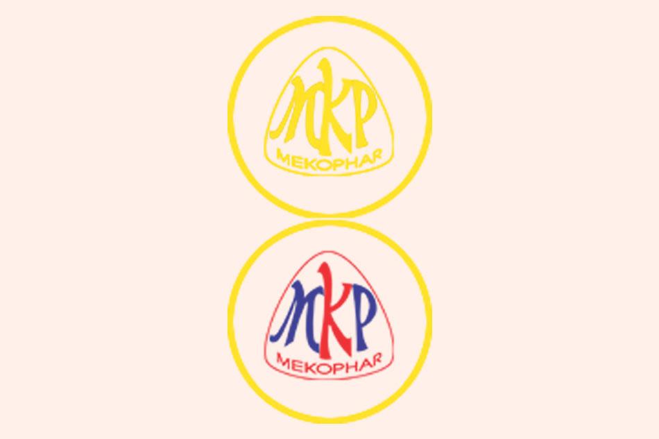Logo của công ty Mekophar