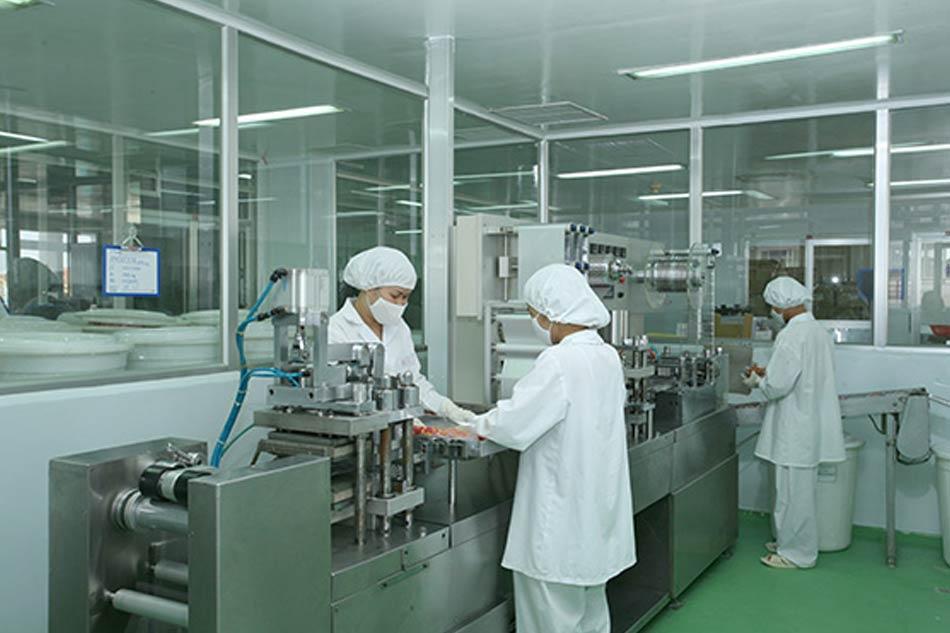Nhà máy sản xuất của Công ty Mekophar