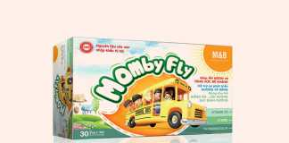 Sản phẩm MombyFly