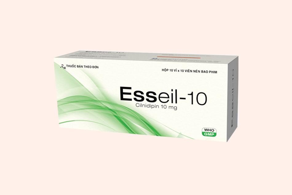 Hình ảnh hộp thuốc Esseil-10
