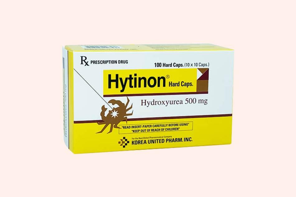 Thuốc Hytinon bào chế dưới dạng viên nang