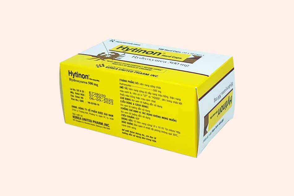 Hytinon sử dụng để điều trị ung thư