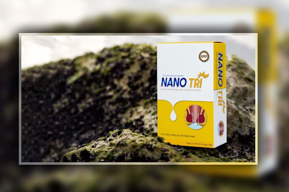 Hộp Nano Trĩ