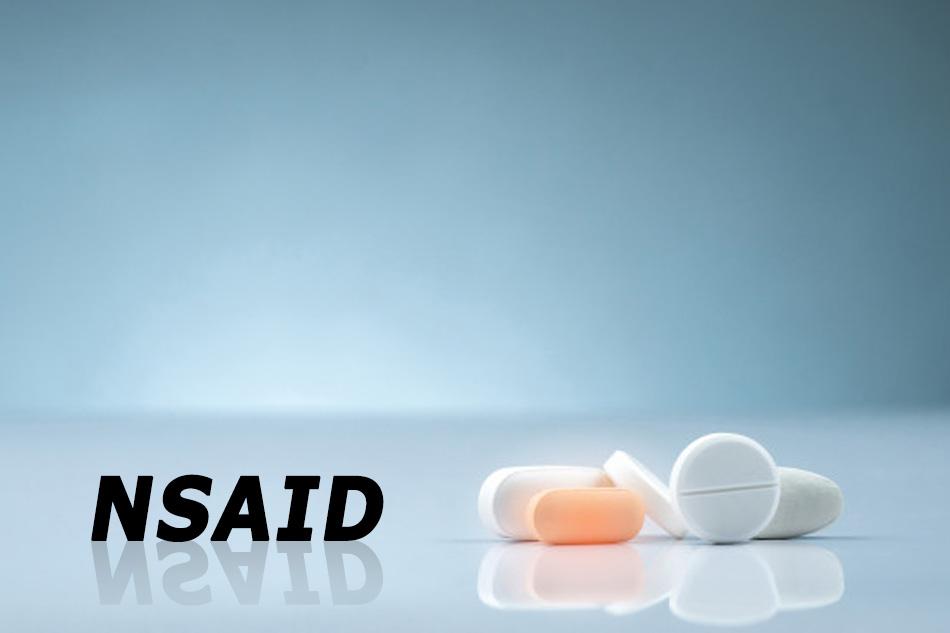 Thuốc NSAIDs giúp giảm đau, chống viêm