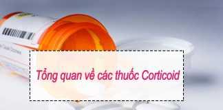 Tổng quan về các thuốc Corticoid