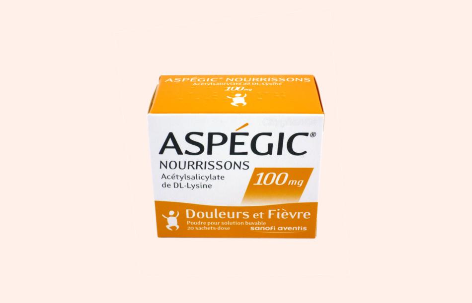 Hình ảnh hộp thuốc Aspegic