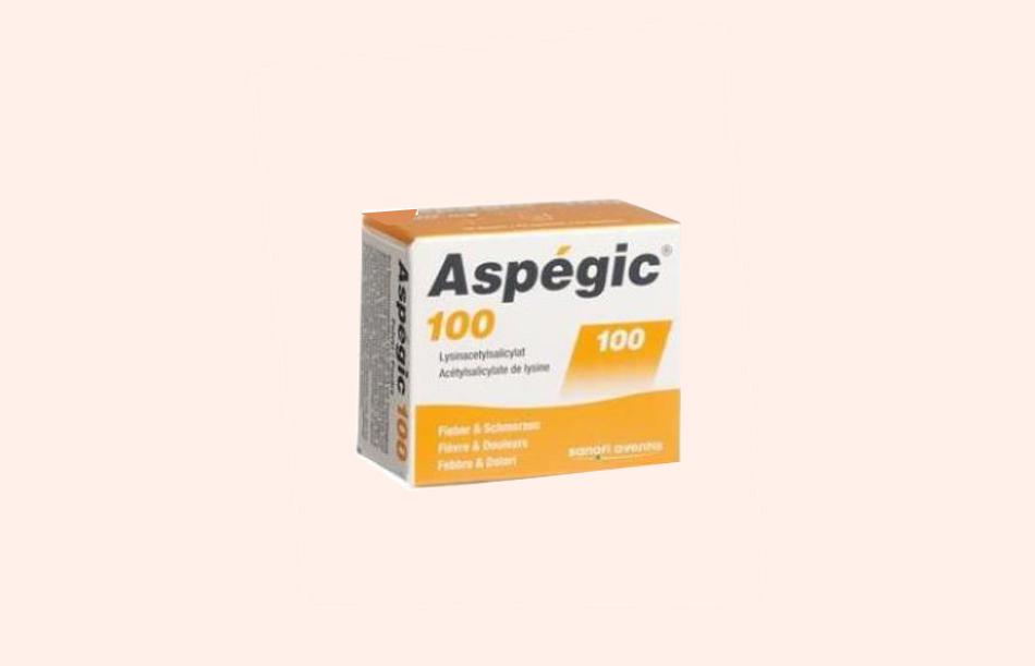 Thuốc Aspegic có giá bao nhiêu?