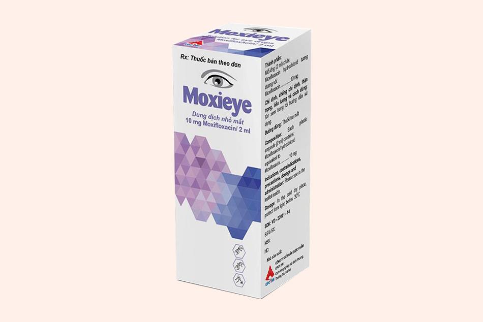 Hình ảnh hộp thuốc Moxieye 5ml