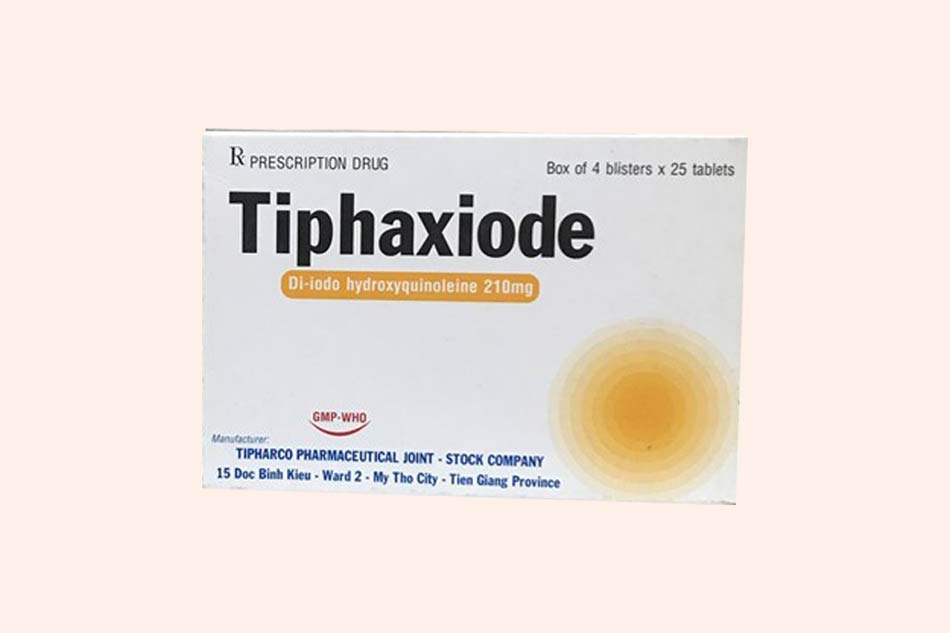 Thuốc Tiphaxiode điều trị tiêu chảy