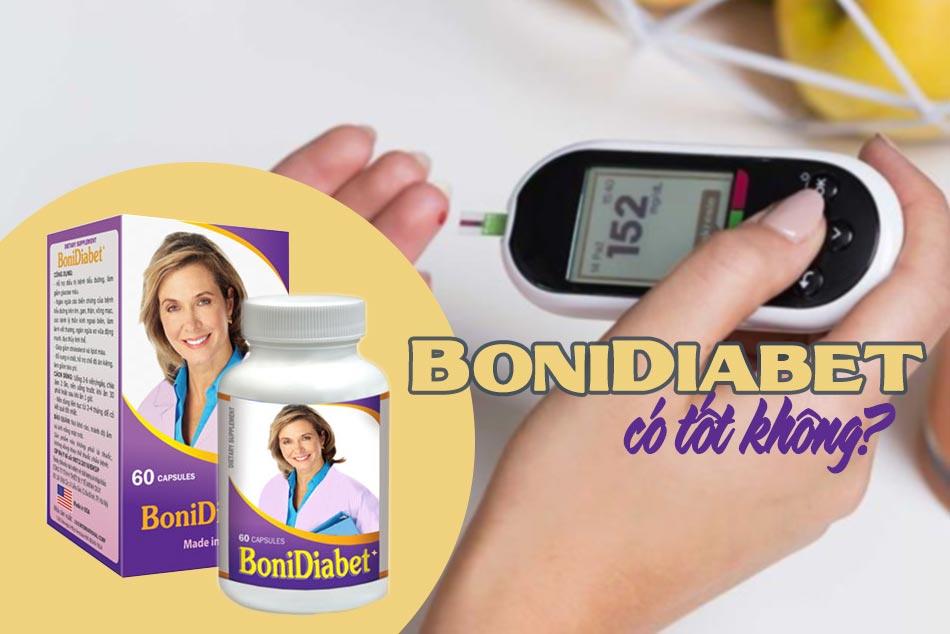 BoniDiabet có tốt không?