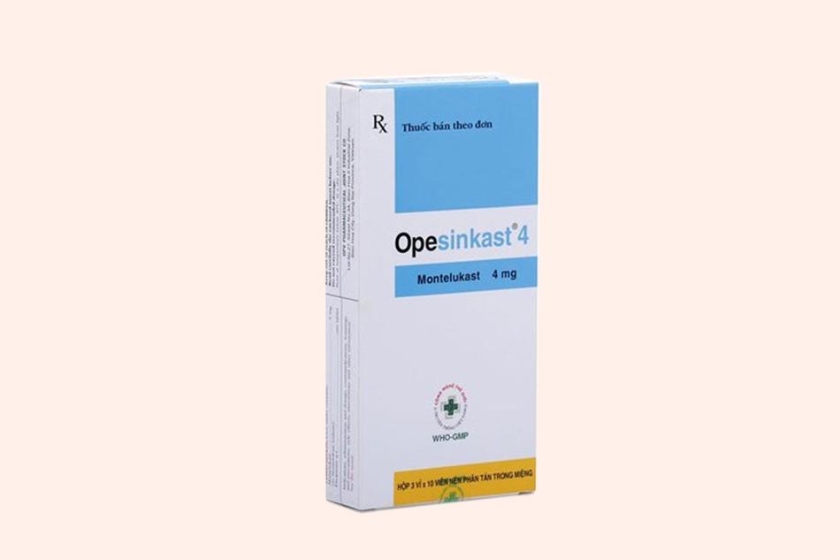 Thuốc Opesinkast là thuốc gì?