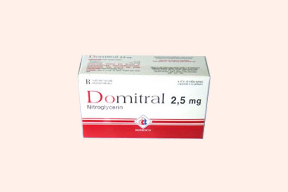 Hình ảnh đóng hộp của Domitral