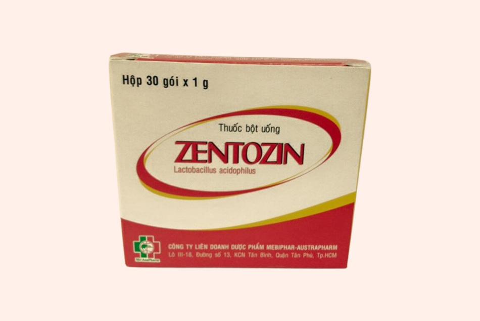 Hình ảnh hộp thuốc Zentozin