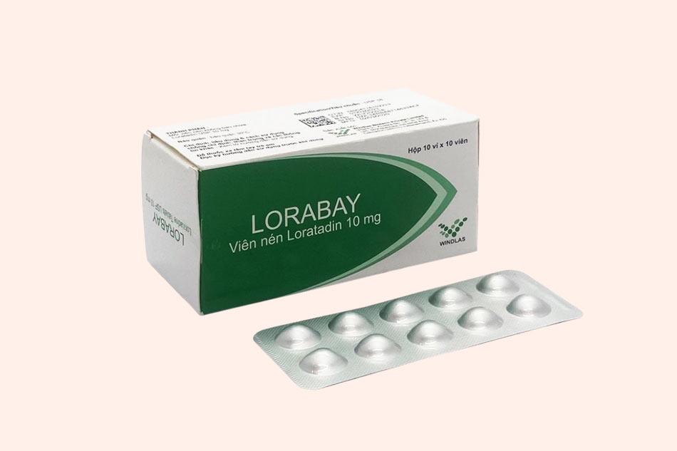 Thuốc Lorabay là thuốc gì?
