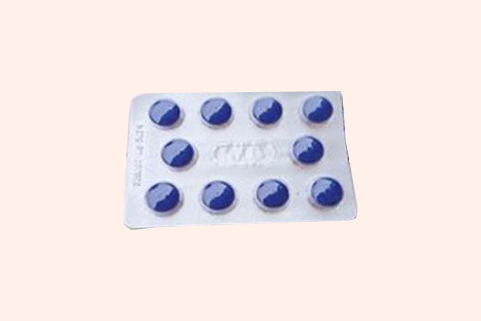 Hình ảnh của vỉ thuốc Micfasoblue