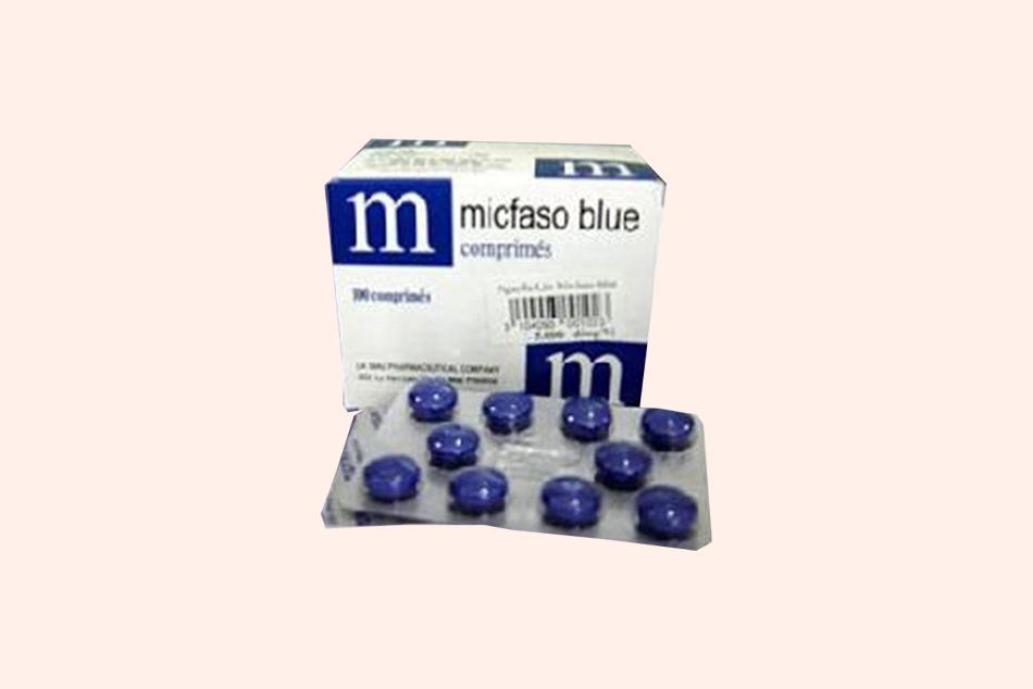 Hình ảnh đóng gói của Micfasoblue
