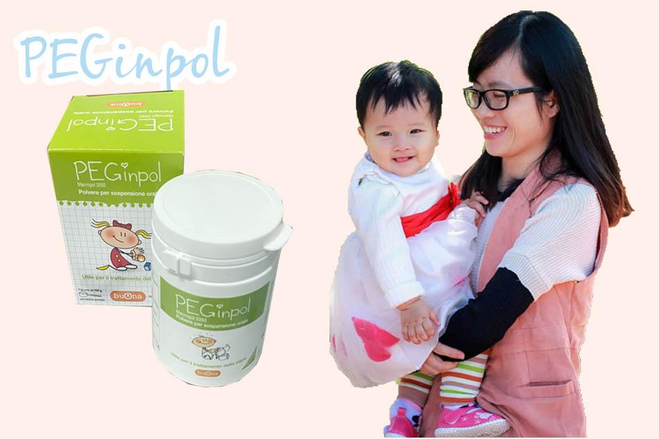 Review về bột trị táo bón PEGinpol từ người dùng