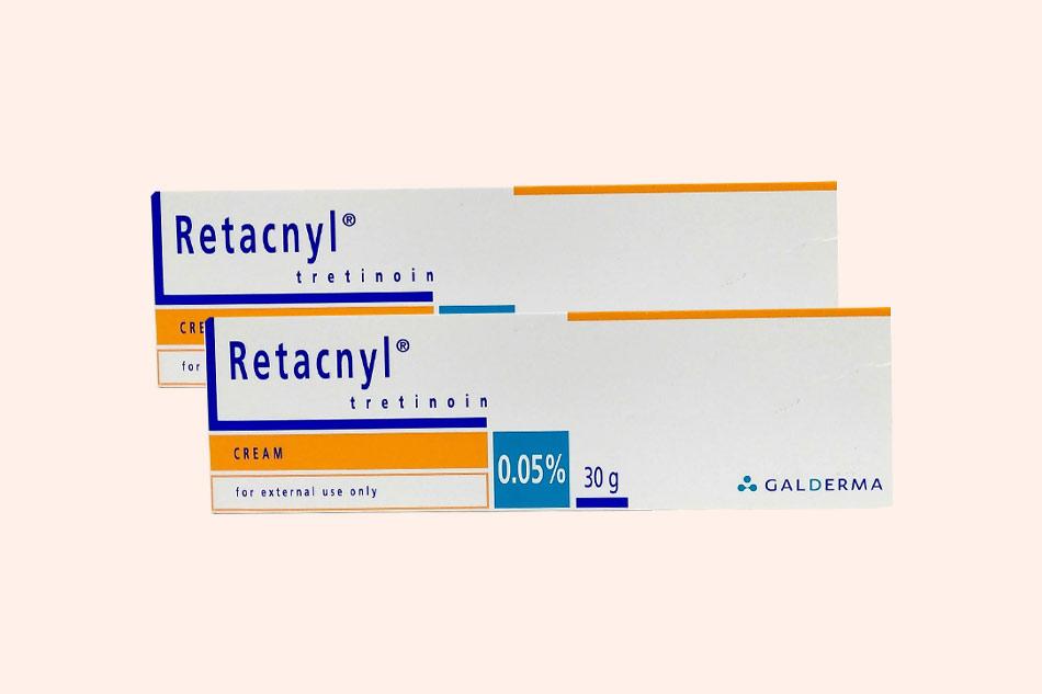 Kem trị mụn Retacnyl