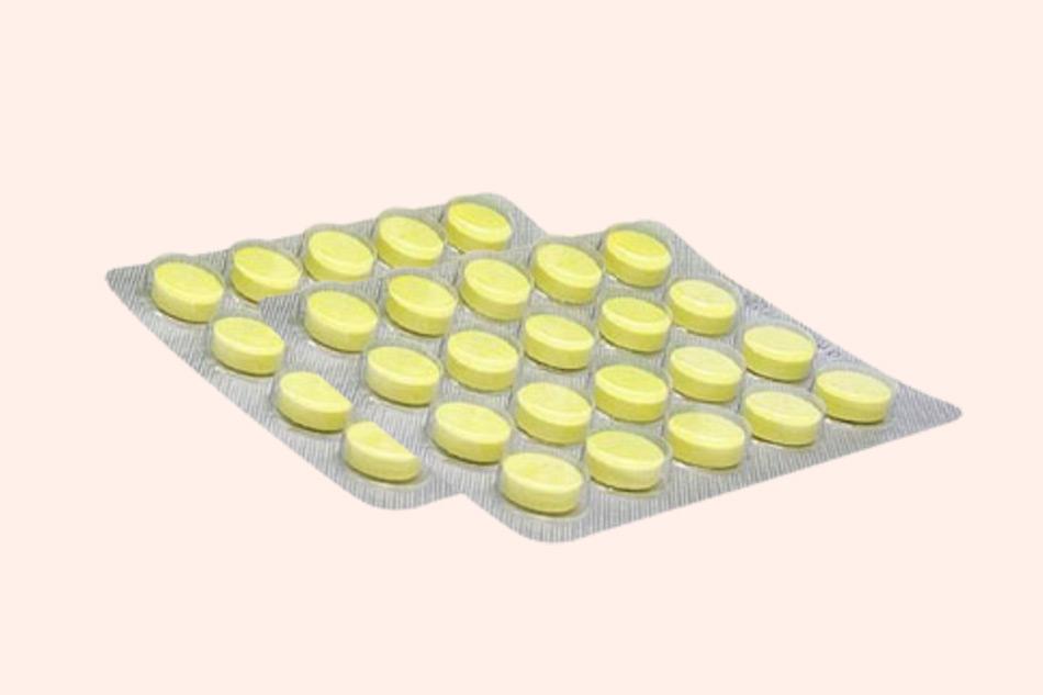 Thành phần của thuốc Andol Fort Imexpharm có tác dụng gì?