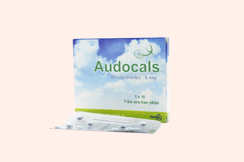 Thuốc Audocals là thuốc gì?