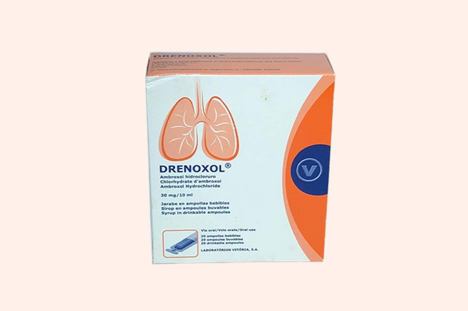 Thuốc Drenoxol là gì?