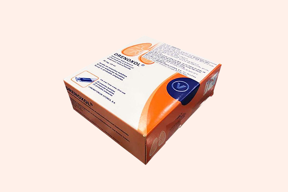 Thuốc Drenoxol 30mg có giá bao nhiêu?