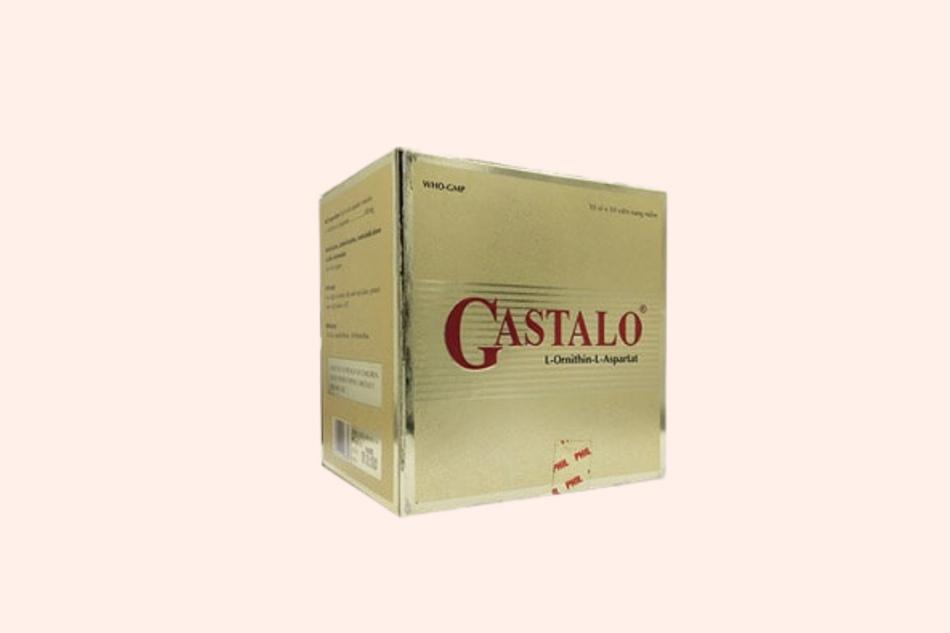 Hình ảnh của hộp thuốc Gastalo