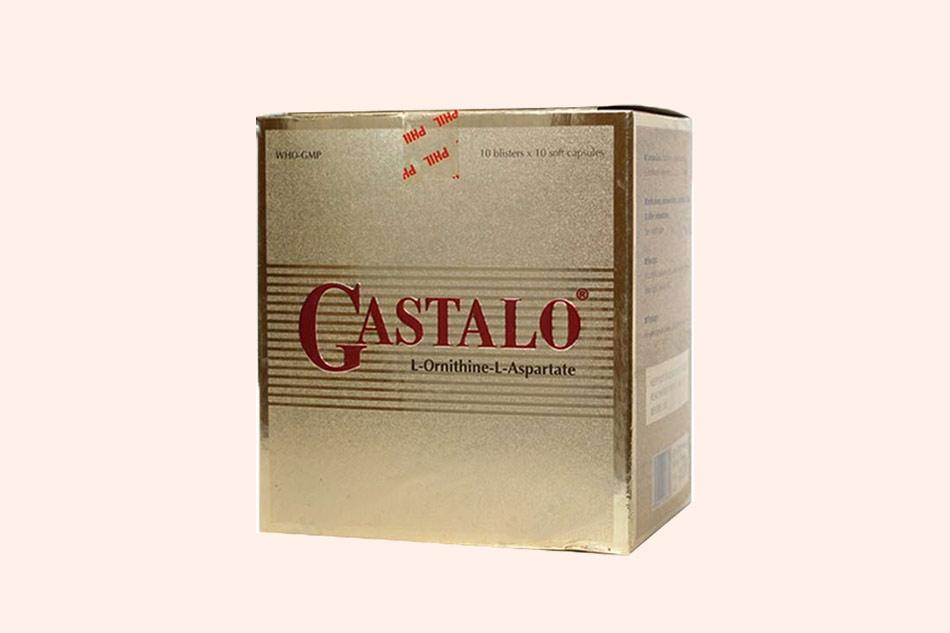 Thuốc Gastalo là thuốc gì?