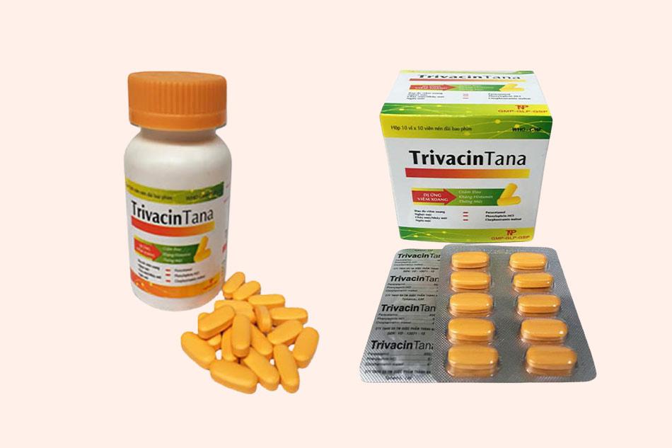 Thuốc TrivacinTana là thuốc gì?
