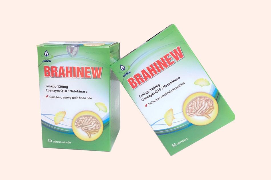 Phân biệt sản phẩm Brahinew thật- giả